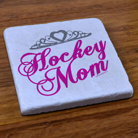 Hockey Stone Coaster Hockey Mom Script Queen