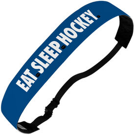Hockey Juliband No-Slip Headband - Eat Sleep Hockey
