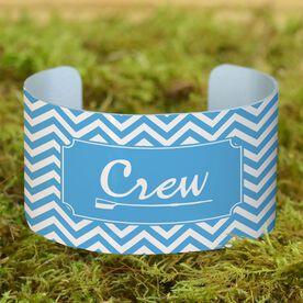 'Ashleigh' Crew Cuff Bracelet (Wide)