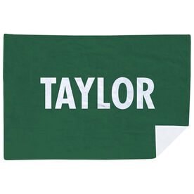 Personalized Premium Blanket - Your Name