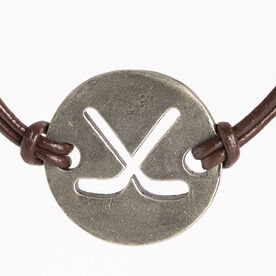 Hockey Token Cord Necklace