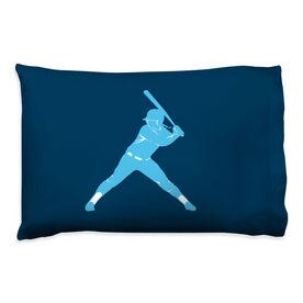 Softball Pillowcase - Batter