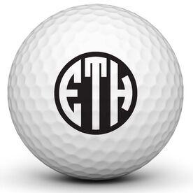 Monogram Golf Ball