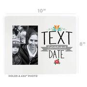 Personalized Photo Frame - Established Mom
