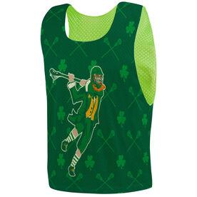 Guys Lacrosse Pinnie - St. Hat-Tricks