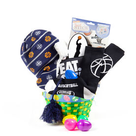 Jump Shot Basketball Easter Basket 2019 Edition