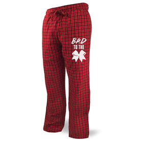 Cheerleading Lounge Pants Bad to the Bow