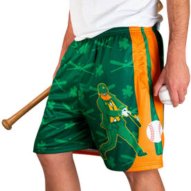 Lucky Baseball Shorts
