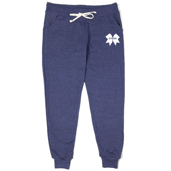 Cheerleading Joggers - Bow