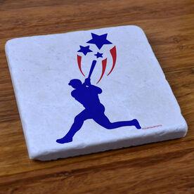 Baseball Spirit - Stone Coaster