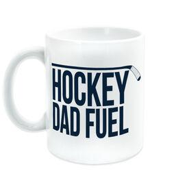 Hockey Coffee Mug - Hockey Dad Fuel