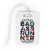 Running Bag/Luggage Tag - Bad Ass Runner