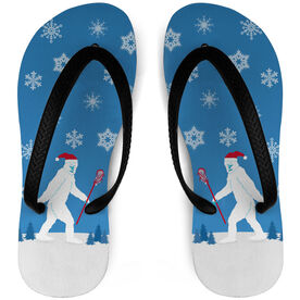 Guys Lacrosse Flip Flop Abominable Laxman