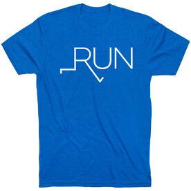 Running Short Sleeve T-Shirt - Let's Run