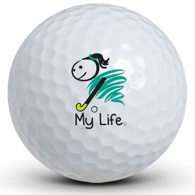 My Life - Field Hockey Golf Balls