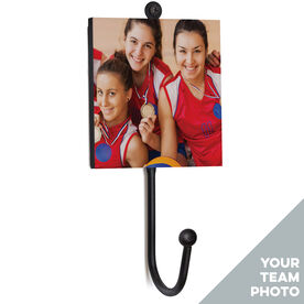 Volleyball Medal Hook - Your Team Photo