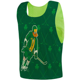 Hockey Pinnie - St. Hat-Tricks