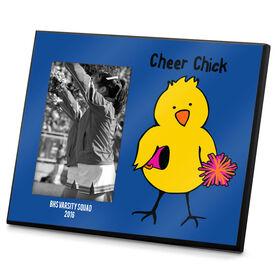Cheerleading Photo Frame Cheer Chick
