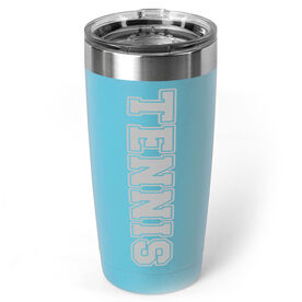 Tennis 20 oz. Double Insulated Tumbler - Tennis