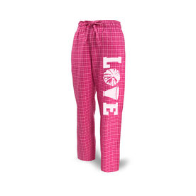 Cheerleading Lounge Pants Love Cheer