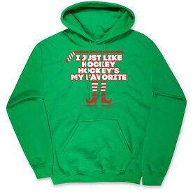 Hockey Standard Sweatshirt - Hockey's My Favorite