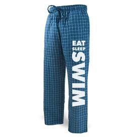 Swimming Lounge Pants Eat Sleep Swim