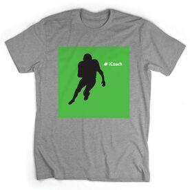 Football Tshirt Short Sleeve iCoach Football
