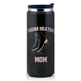Stainless Steel Travel Mug Figure Skating Mom