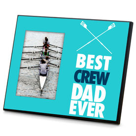 Crew Wood Frame Best Dad Ever