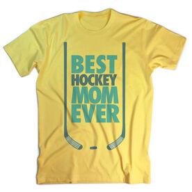 Vintage Hockey T-Shirt - Best Mom Ever
