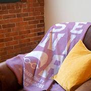 Swimming Premium Blanket - Personalized Senior