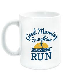 Running Coffee Mug - Good Morning Sunshine