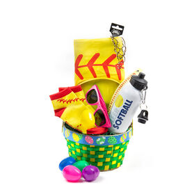 Up At Bat Softball Easter Basket 2019 Edition