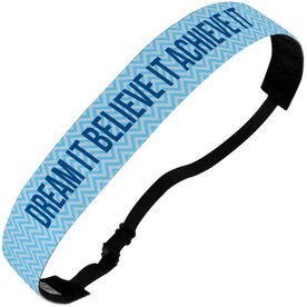 Athletic Julibands No-Slip Headbands - Personalized Chevron