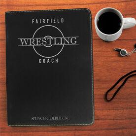 Wrestling Executive Portfolio - Coach Crest