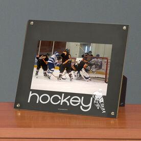 Hockey Photo Display Frame Hockey Player