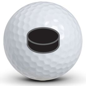Hockey Puck Golf Balls