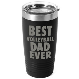 Volleyball 20 oz. Double Insulated Tumbler - Best Dad Ever