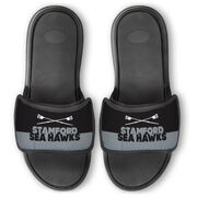 Crew Repwell® Slide Sandals - Team Name Colorblock