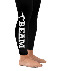 Gymnastics Leggings Beam