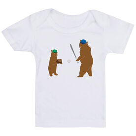 Baseball Baby T-Shirt - Bears