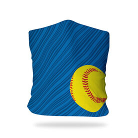 Softball Multifunctional Headwear - Lightning Softball RokBAND