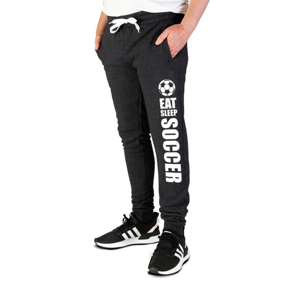 Soccer Men's Joggers - Eat Sleep Soccer