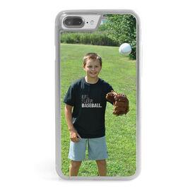 Baseball iPhone® Case - Custom Photo