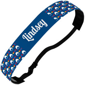 Swimming Julibands No-Slip Headbands - Personalized Swim Pattern