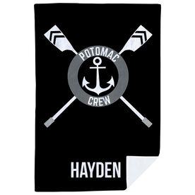 Crew Premium Blanket - Custom Team Logo