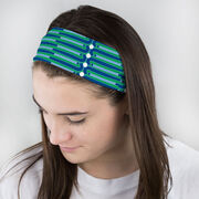 Field Hockey Multifunctional Headwear - Field Hockey Pattern RokBAND