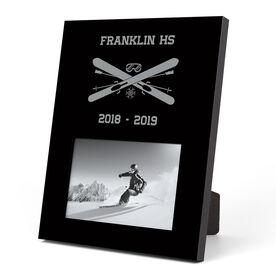 Skiing Photo Frame - Team