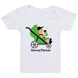 Running Baby T-Shirt - Running Partner