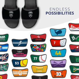 Personalized Repwell® Sandal Straps - Your Logo